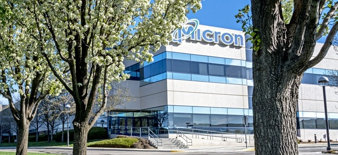 Trading Idee: Trading Idee Micron Technology: Preisdruck bei Chips | Nachricht | finanzen.net