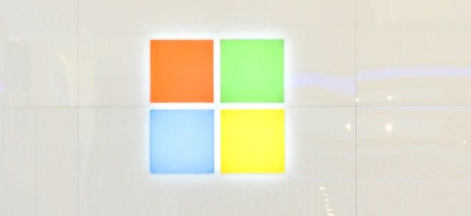Microsoft-Aktie vorbörslich verlustreich: Microsoft kappt Umsatzziel für PC-Geschäft