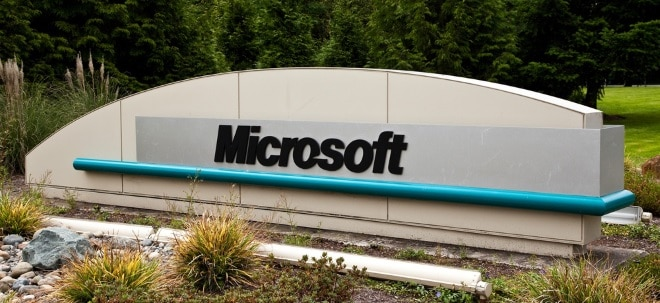 Auf Erfolgskurs: Microsoft-Aktie im Fokus: Vom Computer-Dino zum wertvollsten Aktienkonzern der Welt | Nachricht | finanzen.net