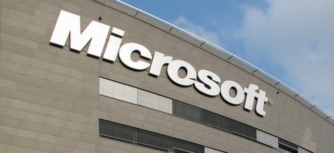 Sicherheitsupdates: Microsoft schließt Sicherheitslücken bei Exchange-Software - Microsoft-Aktie stärker | Nachricht | finanzen.net