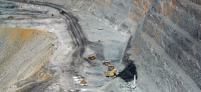 Euro am Sonntag-ETF-Tipp: Megadeals im Gold-Minensektor: Mit diesem ETF machen Sie nichts falsch | Nachricht | finanzen.net