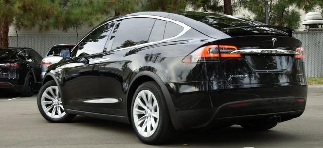 Model X gehackt: Chinesen enttarnen gefährliche Sicherheitslücken an Teslas Model X | Nachricht | finanzen.net