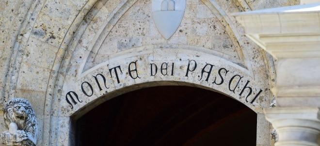 Genehmigung verlängert: EU erlaubt Italien Rettung von Monte dei Paschi | Nachricht | finanzen.net