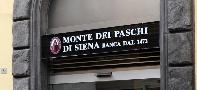 Nicht gerüstet: Krisenbank Monte dei Paschi verliert im Stresstest ganzes Kernkapital | Nachricht | finanzen.net