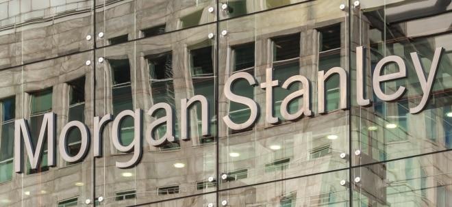 Weniger Gewinn: Morgan Stanley-Aktie etwas höher: Morgan Stanley leidet weiter unter Handelsflaute | Nachricht | finanzen.net