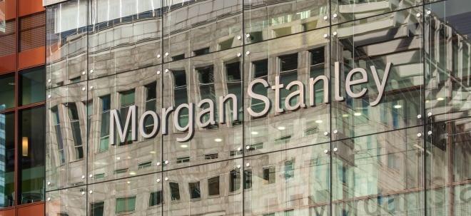 Flaute im Wertpapierhandel: Morgan-Stanley-Aktie trotz Gewinnrückgang fester | Nachricht | finanzen.net