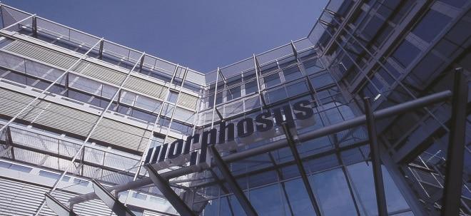 Wieder dreistelliger Kurs: MorphoSys-Aktie springt wieder über 100-Euro-Marke | Nachricht | finanzen.net