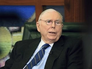 : Charlie Munger jokes about bitcoin, saying cryptocurrency fans 'celebrate the life and work of Judas Iscariot' (BRK.A)