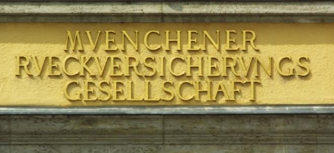 Wegen Wirbelstürmen: Munich Re bringen Gewinnsorgen nur kurz aus der Ruhe | Nachricht | finanzen.net