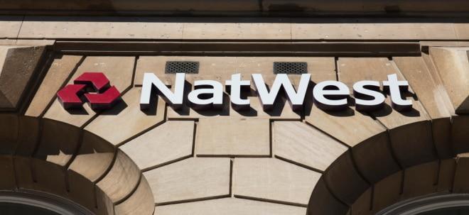 Leichte Entspannung: NatWest-Aktie gefragt: NatWest rechnet bei Kreditausfällen nicht mehr mit dem Schlimmsten | Nachricht | finanzen.net
