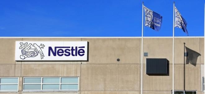Exklusive Gespräche: Nestlé spricht wohl mit One Rock über Wassermarken in Nordamerika - Aktie freundlich | Nachricht | finanzen.net