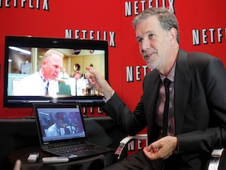 : Netflix has soared 50% since Christmas. Here's what Wall Street is saying about the stock ahead of Thursday's earnings. (NFLX)