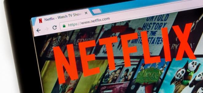 Euro am Sonntag-Zerti-Tipp: Tipp des Tages: Inline-Optionsschein auf Netflix | Nachricht | finanzen.net