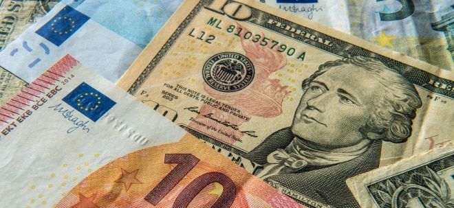 HSBC Daily Trading TV: EUR/USD: Korrektur nimmt Fahrt auf