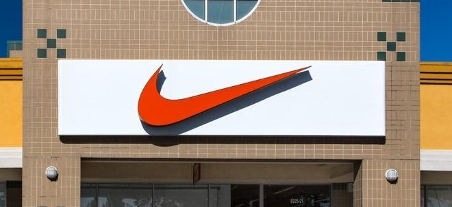 Erwartungen der Experten: Erste Schätzungen: Nike öffnet die Bücher zum abgelaufenen Quartal | Nachricht | finanzen.net