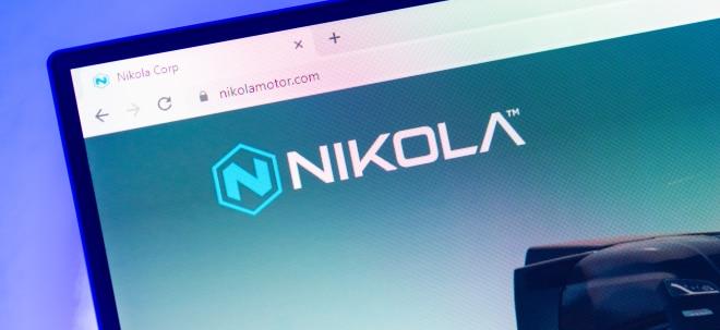 Zahlen zum zweiten Quartal: Nikola macht bei Nullumsätzen mehr Verlust - Nikola-Aktie gibt ab | Nachricht | finanzen.net