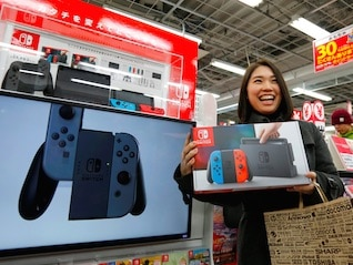 : JEFFERIES: Nintendo's road to huge profits won't come from its console games