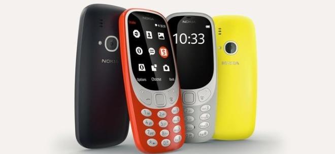 Aktien Nokia