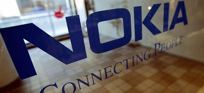SEB-Kommentar: Nokia-Aktie schnellt ruckartig an die EuroStoxx-Spitze | Nachricht | finanzen.net
