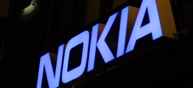 Schwache Aussichten: Telekomausrüster Nokia weiter mit roten Zahlen | Nachricht | finanzen.net