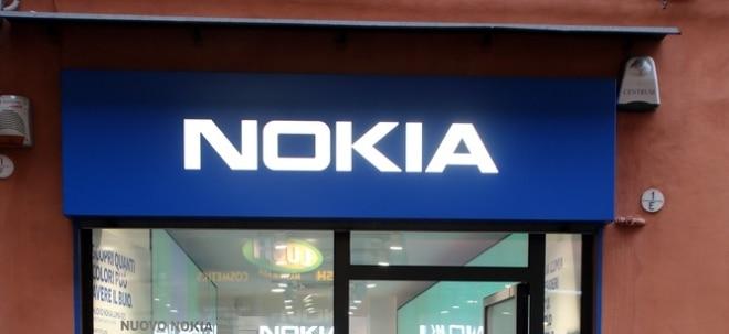 Nach Wertverlust: Nokia prüft strategische Optionen - Aktie schwankt | Nachricht | finanzen.net