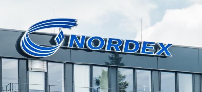 Trotz guter Nachfrage: Nordex-Aktie gibt nach: Bei Nordex setzen Gewinnmitnahmen ein | Nachricht | finanzen.net