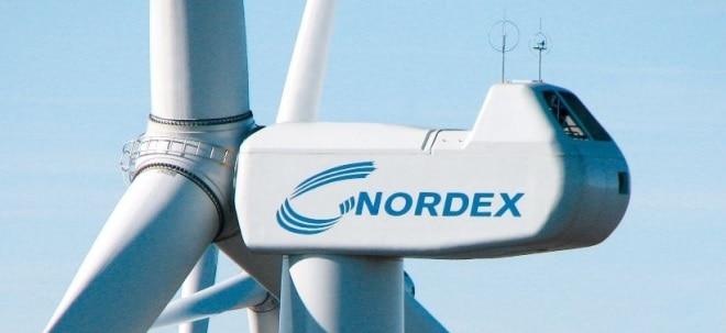 Euphorie abgeebbt: Nordex-Aktie nach Anfangseuphorie über Chefwechsel unter Druck | Nachricht | finanzen.net