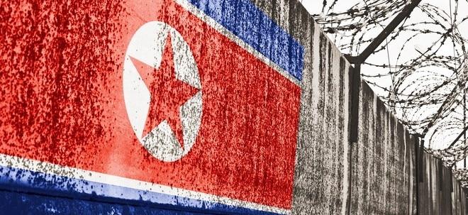 """Militärische Maßnahmen"": Trump bekräftigt Nordkorea-Drohungen trotz internationaler Appelle | Nachricht | finanzen.net"