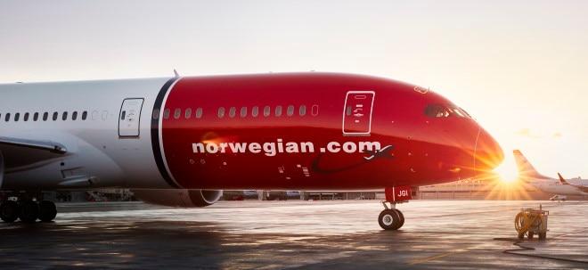 Kapitalerhöhung: Norwegian will mehr neues Kapital einsammeln | Nachricht | finanzen.net