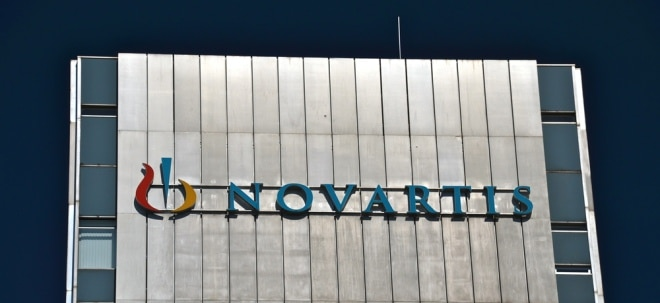 Nach Milliarden-Deal: Novartis hebt Umsatzausblick - Übernimmt US-Firma Endocyte | Nachricht | finanzen.net