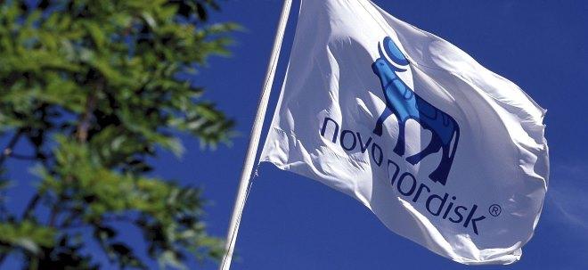 Rückenwind: Novo Nordisk-Aktie dennoch schwächer: Neue Medikamente treiben Novo Nordisk | Nachricht | finanzen.net