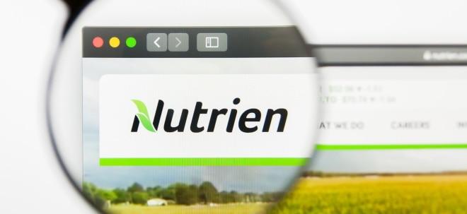 Hohe Düngerpreise: Nutrien-Aktie legt zu: K+S-Konkurrent Nutrien hebt Jahresausblick an | Nachricht | finanzen.net