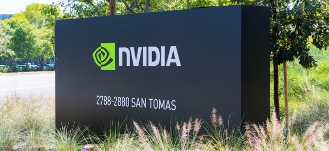 Ausblick auf Kennzahlen: Ausblick: NVIDIA präsentiert Bilanzzahlen zum jüngsten Jahresviertel | Nachricht | finanzen.net