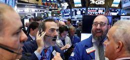 Deutsche Bank советует выходить из акций, пока не поздно | 18.07.19 | finanz.ru