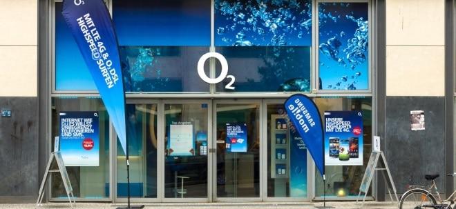 Investitionen geplant: Telefonica Deutschland-Aktie leichter: Funkmasten-Erlöse investieren und mehr O2-Dividende | Nachricht | finanzen.net