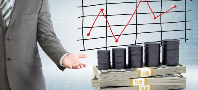 Schwarzes Gold mit Potenzial: 2017 könnte ein Jahr der Öl-Aktien werden - vier Kaufargumente | Nachricht | finanzen.net