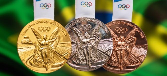 Verdienst pro Medaille: Deutliche Unterschiede bei der Höhe der Medaillenprämie für Olympioniken | Nachricht | finanzen.net
