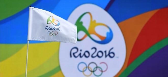 2016: Milliardengeschäft Olympia: Hier machen Sponsoren und IOC ...