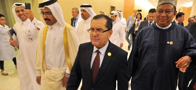 Angebot wird gesenkt: 'OPEC+' einigt sich auf Öl-Förderkürzung | Nachricht | finanzen.net