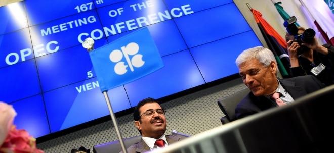 Ringen um Förderkürzung: Ölpreise auf Talfahrt - OPEC-Treffen wird zur Hängepartie | Nachricht | finanzen.net