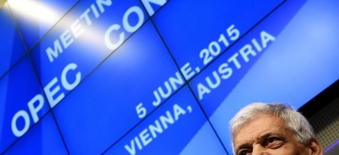Online-Sitzung: Öl-Allianz OPEC+ berät über Produktionserhöhung | Nachricht | finanzen.net