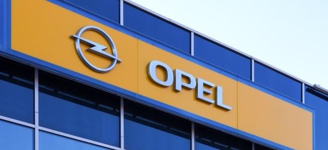 Freiwilligen-Programme: Opel schrumpft deutsche Werke weiter - Druck durch Fusion mit Fiat | Nachricht | finanzen.net