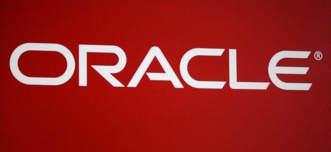 Zahlen voraus: Ausblick: Oracle stellt Zahlen zum jüngsten Quartal vor | Nachricht | finanzen.net