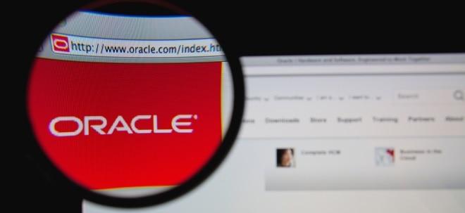 Milliarden-Zukauf: Oracle will NetSuite für 9,3 Milliarden Dollar kaufen - NetSuite-Aktie schießt um 18 Prozent hoch | Nachricht | finanzen.net