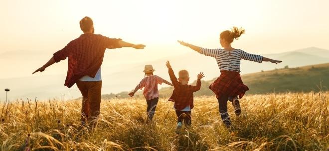 Anlegen für Kinder - lohnt sich