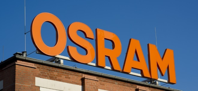 Nach Übernahme: ams und OSRAM einigen sich auf Beherrschungs- und Gewinnabführungsvertrag - OSRAM-Aktien beflügelt | Nachricht | finanzen.net
