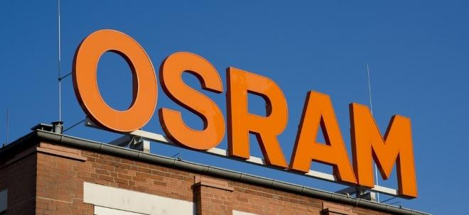 Commerzbank sieht OSRAM-Kursziel drei Euro über Übernahmeofferte