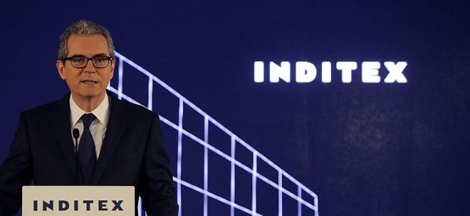 Strategie 2020-22: Inditex rutscht wegen Corona in rote Zahlen - Aktie steigt dennoch   Nachricht   finanzen.net