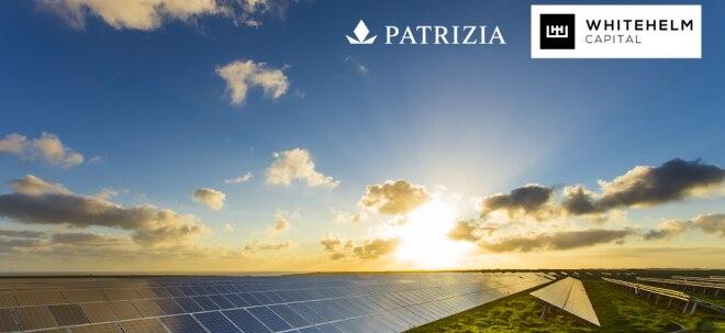 Werbung: PATRIZIA akquiriert Infrastruktur Investment Manager Whitehelm Capital | Nachricht | finanzen.net