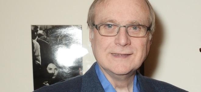 Megayacht von Microsoft-Mitgründer Paul Allen steht zum Verkauf